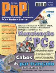 Capa Revista PnP 8