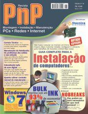 Capa da Revista PnP nº 16