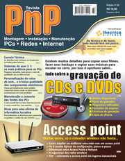 Revista PnP 23 - Access Points e Gravação de CDs e DVDs