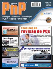 Capa Revista PnP 32